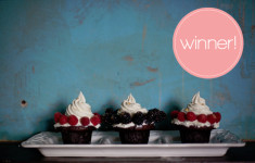 giveaway winners: wedding cake from deliciuex cakes & tea on the terrace