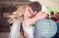 Finding the wedding suppliers you'll love