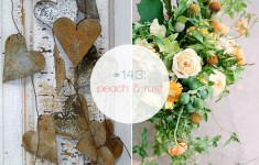 bloved-uk-wedding-blog-peach-rust-inspiration-ftd