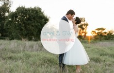 Timeless South African Wedding at Val De Vie