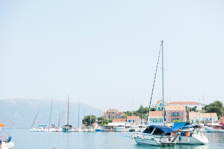 TRAVEL INSPIRATION: KEFALONIA